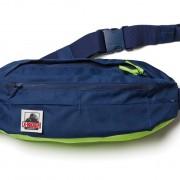 FTY-13-139 XGF CRUISER SHOLDER BAG_NVY-YEL_1