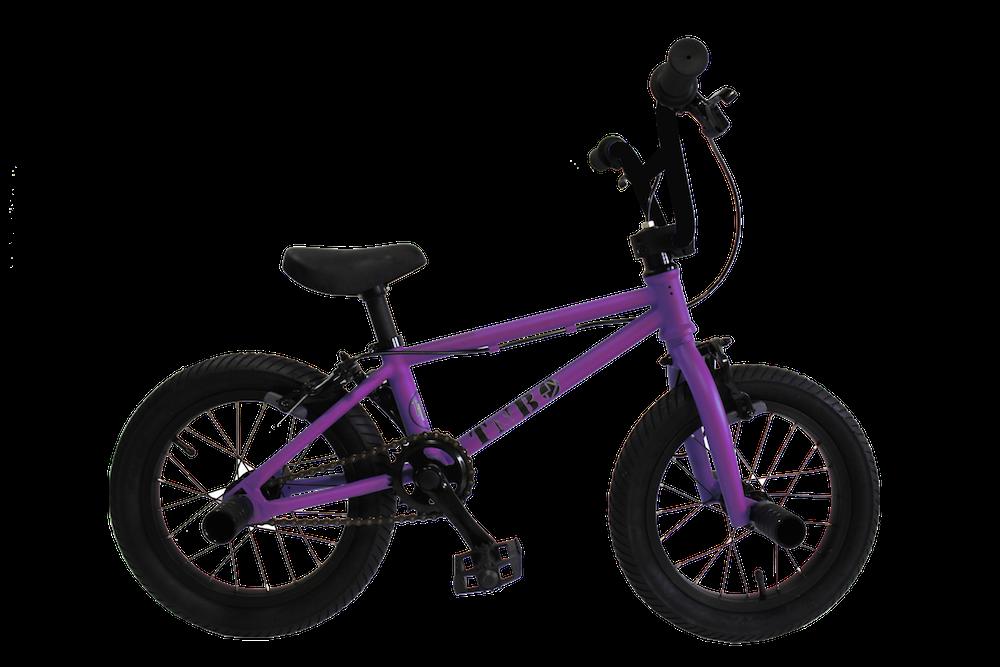 PLUG14 matt purple